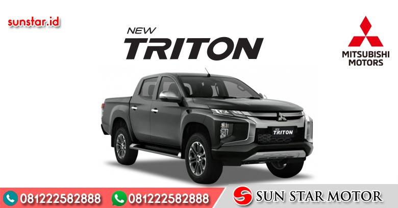 harga otr new triton