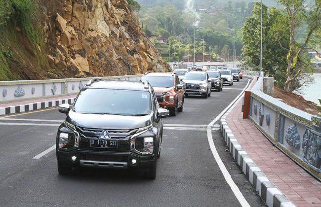 Penjualan Mitsubishi di Indonesia Terus Tumbuh, MMKSI Catatkan Pencapaian Terbaik Tahun Ini